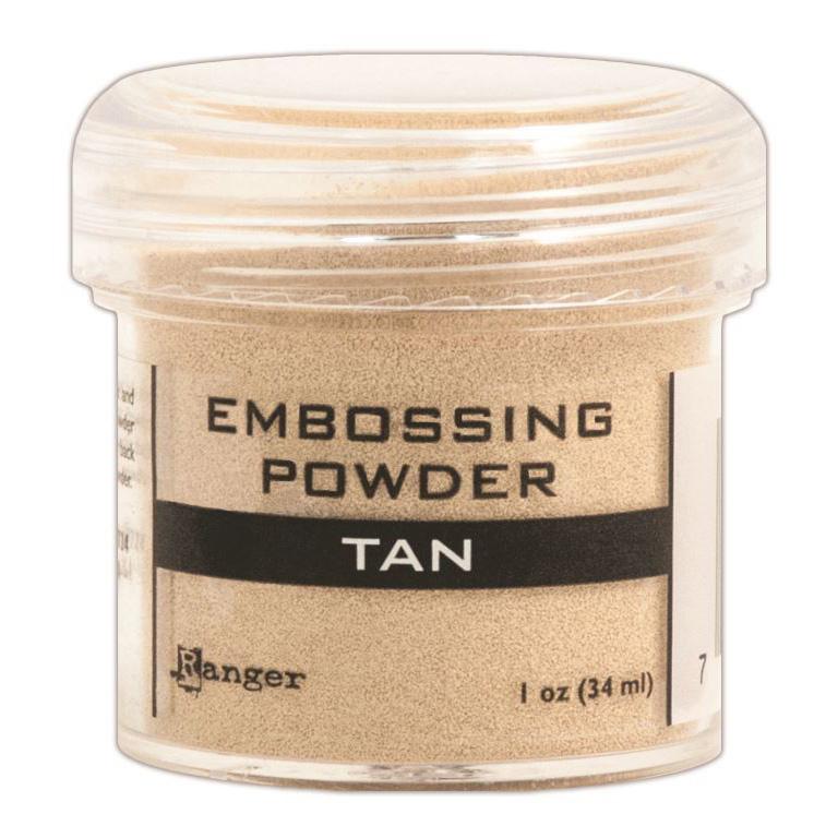 Ranger Embossing Powder-Tan