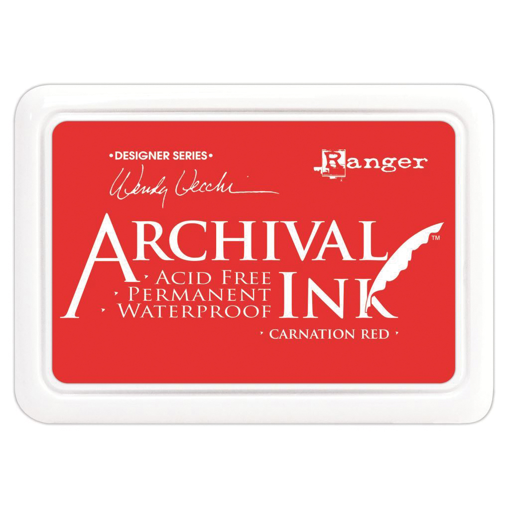 Wendy Vecchi Archival Ink Pad - CLICK ON IMAGE for color options!