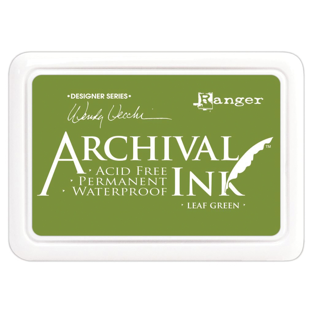 Archival Ink - Leaf Green