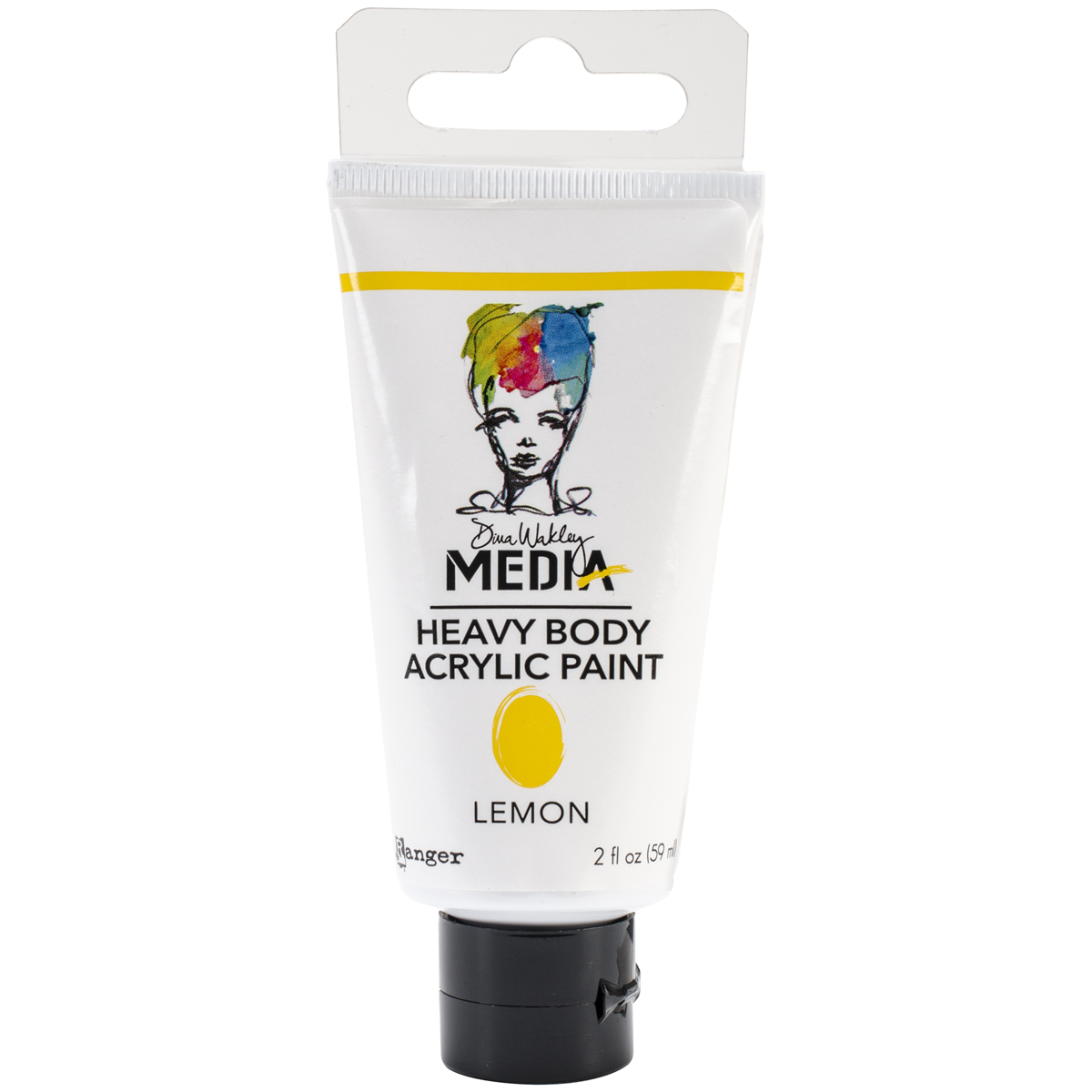 LEMON     -DW HEAVY BODY PAINTS