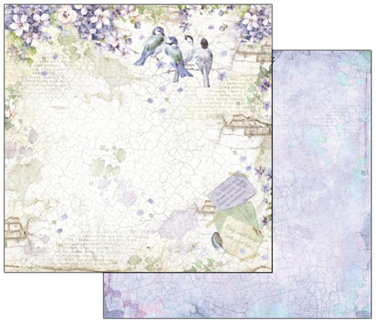 Stamperia Alpha 12x12 paper