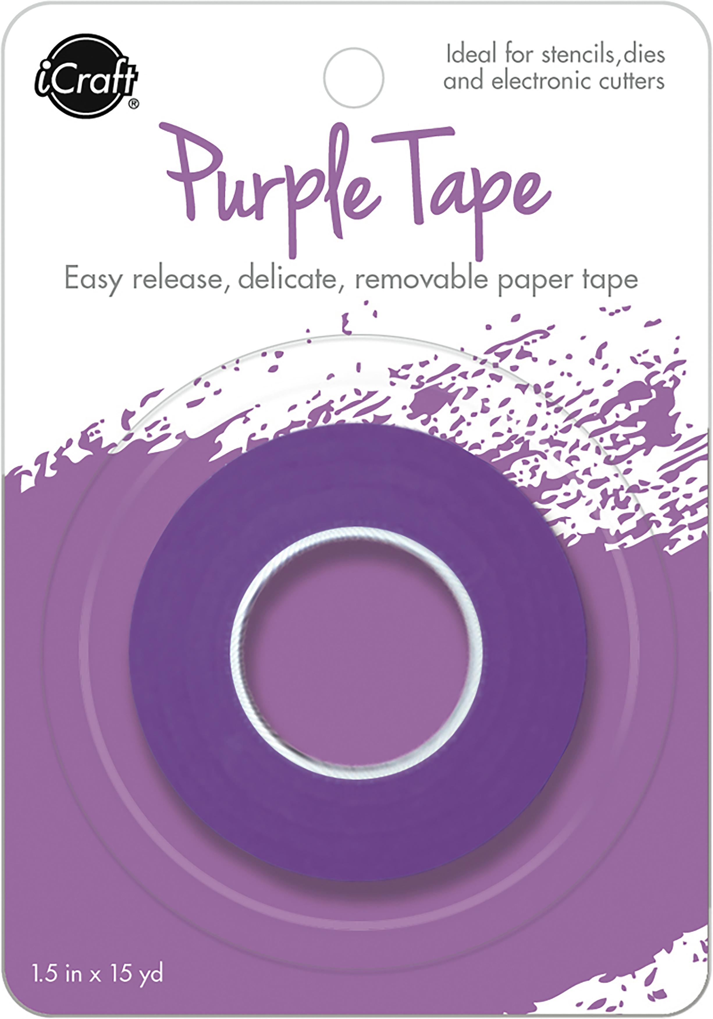 Purple Tape