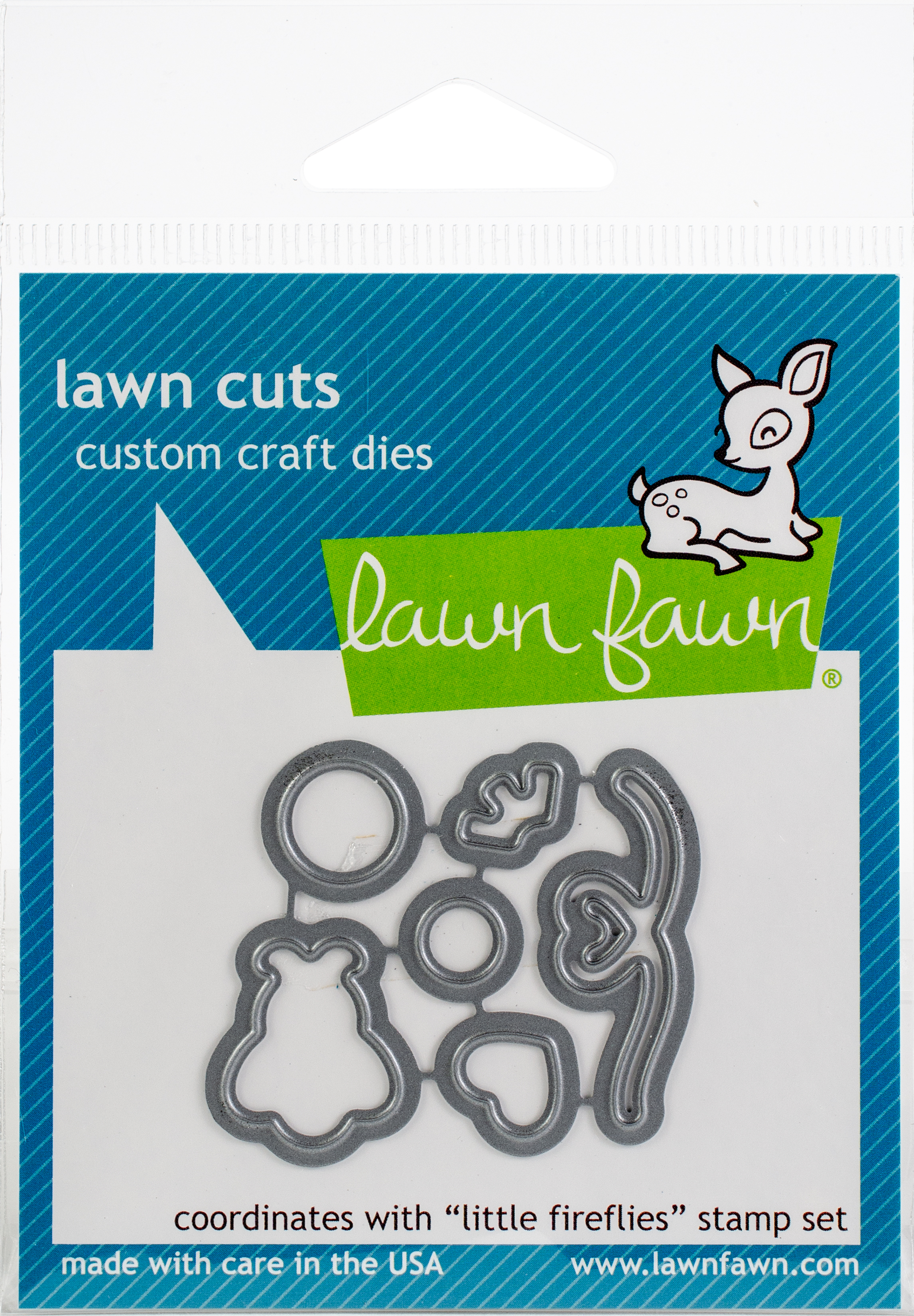 Lawn Cuts Custom Craft Die -Little Fireflies