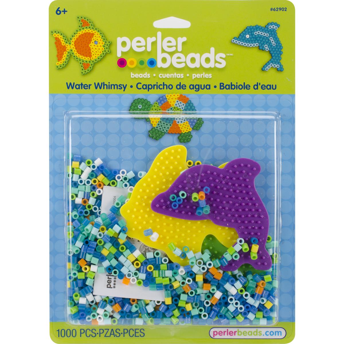 Perler Fused Bead Kit-Water Whimsy