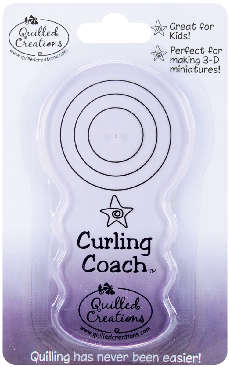 Quilling Curling Coach