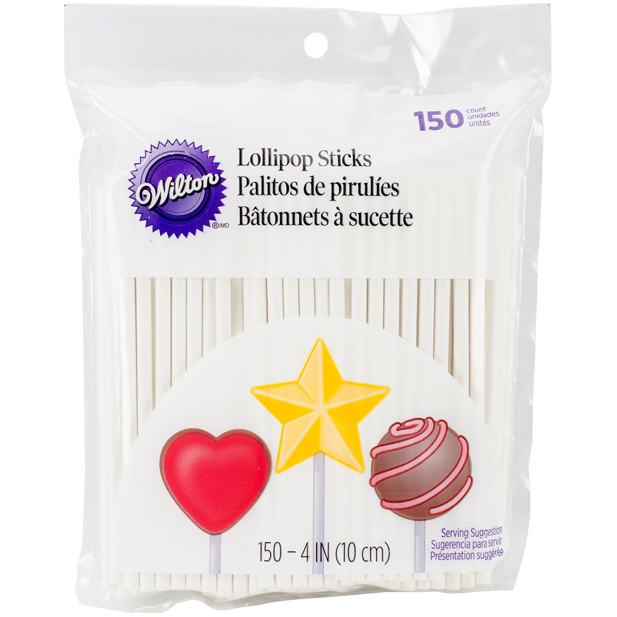 Lollipop Sticks 150