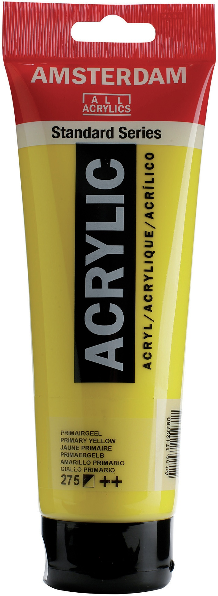 Amsterdam Standard Acrylic Paint 250ml-Primary Yellow