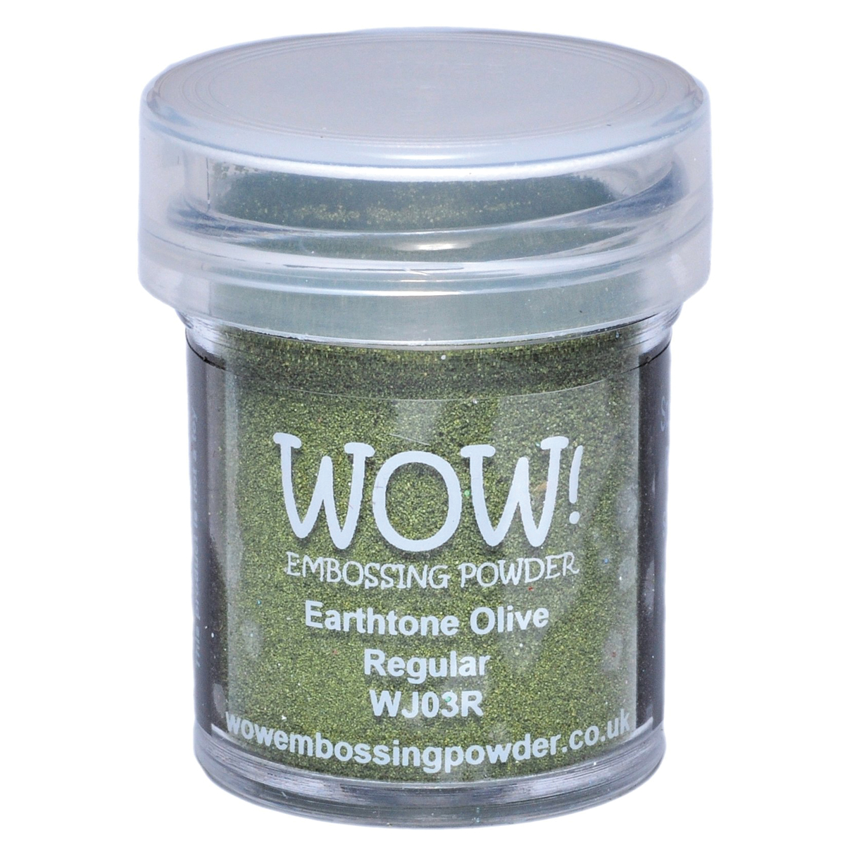 Embossing Powder Earthtone Olive