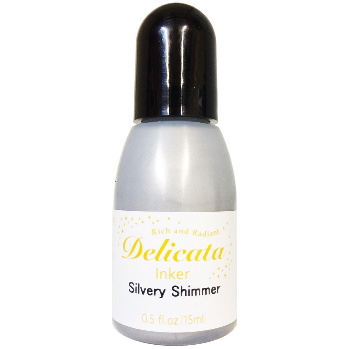 Delicata Silver Shimmer Refill