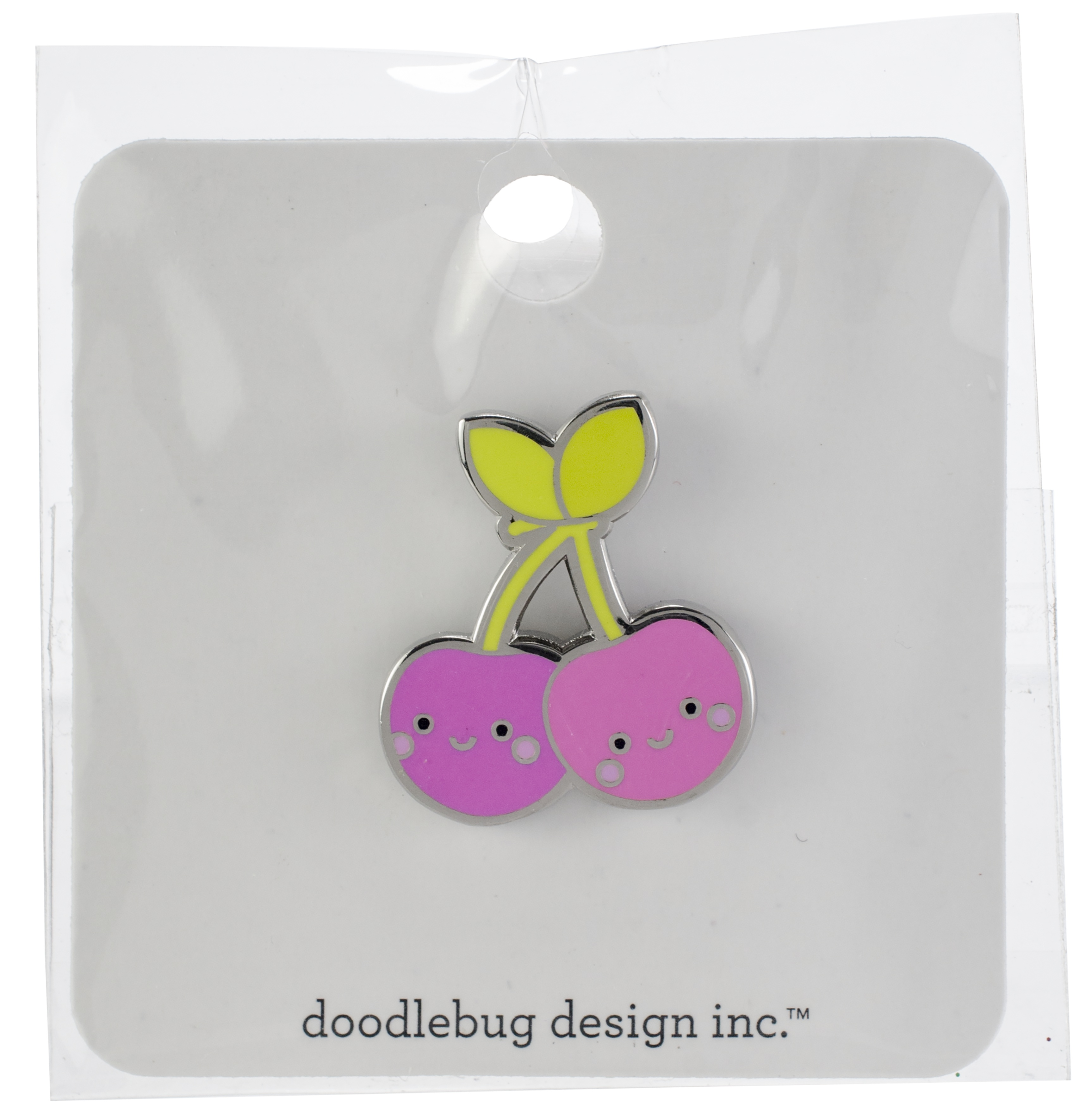 Cheery Cherries Pin