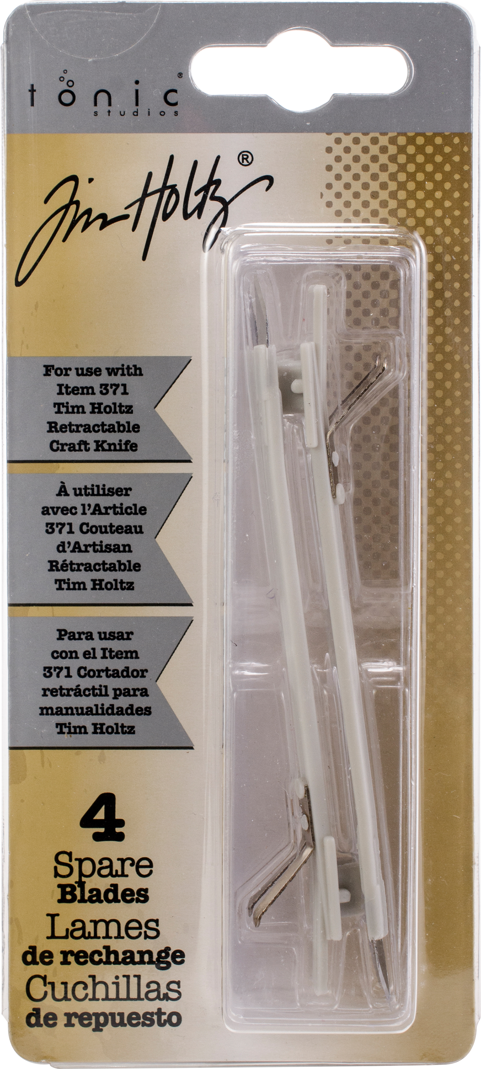 Tim Holtz Spare Blades for Retractable Craft Knife