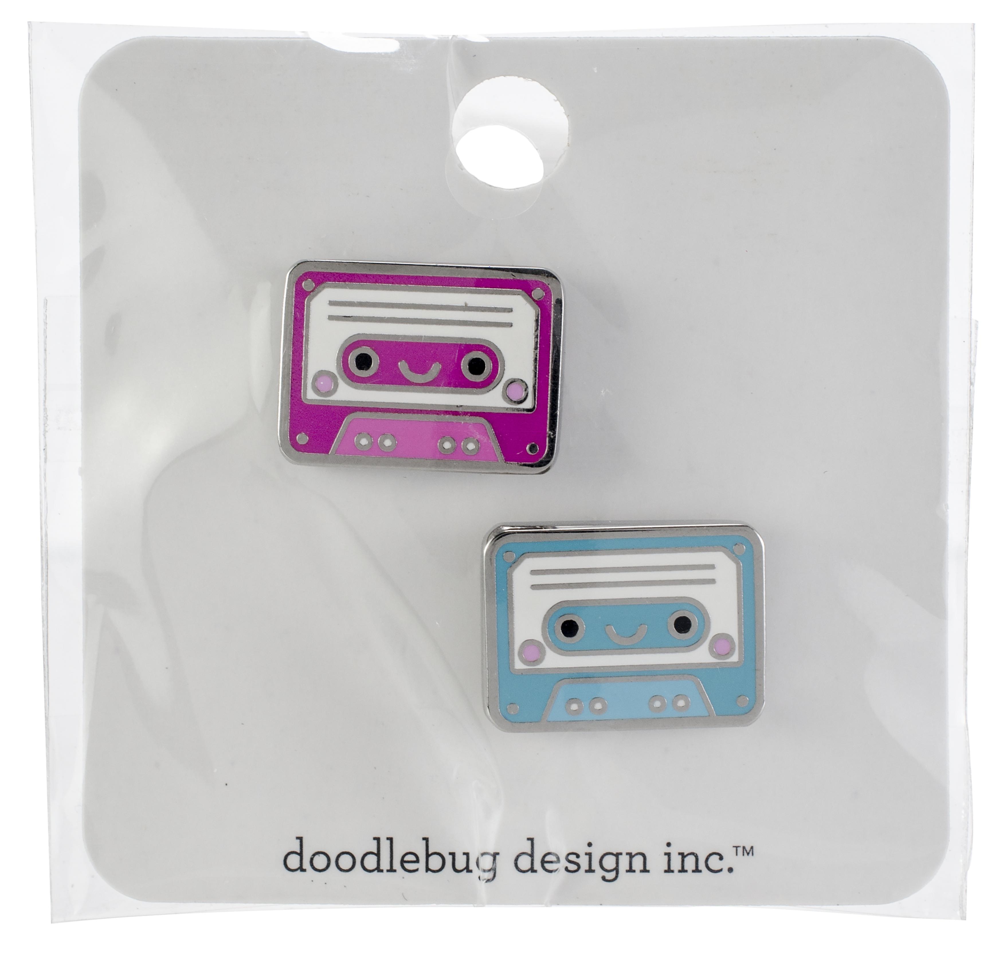 Tiny Tapes Pins