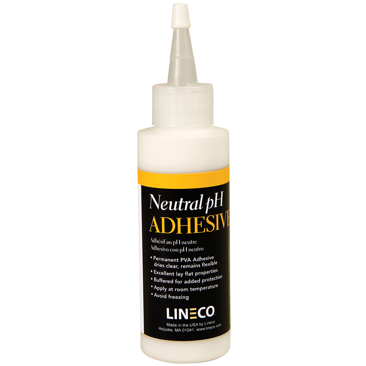 Lineco Neutral PH Adhesive-4 Ounces