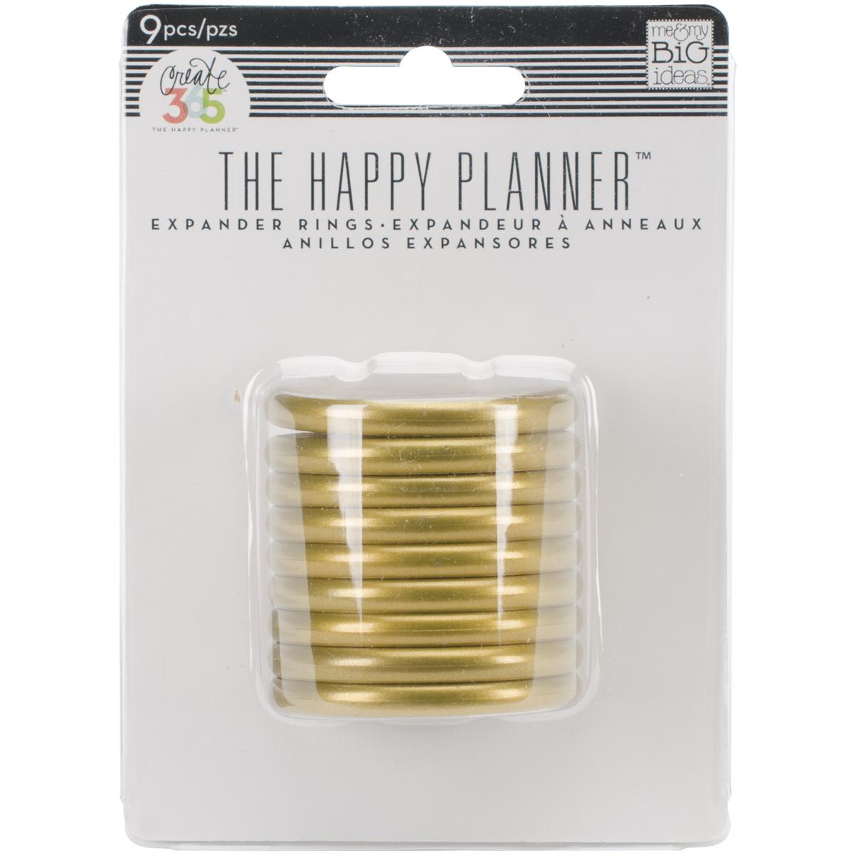 Happy Planner Discs 1.75 9/Pkg-Gold