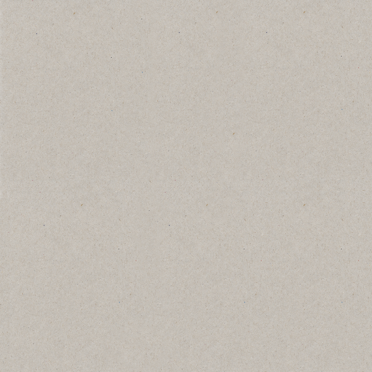 Bazzill:Chipboard 12x12 Natural-grey