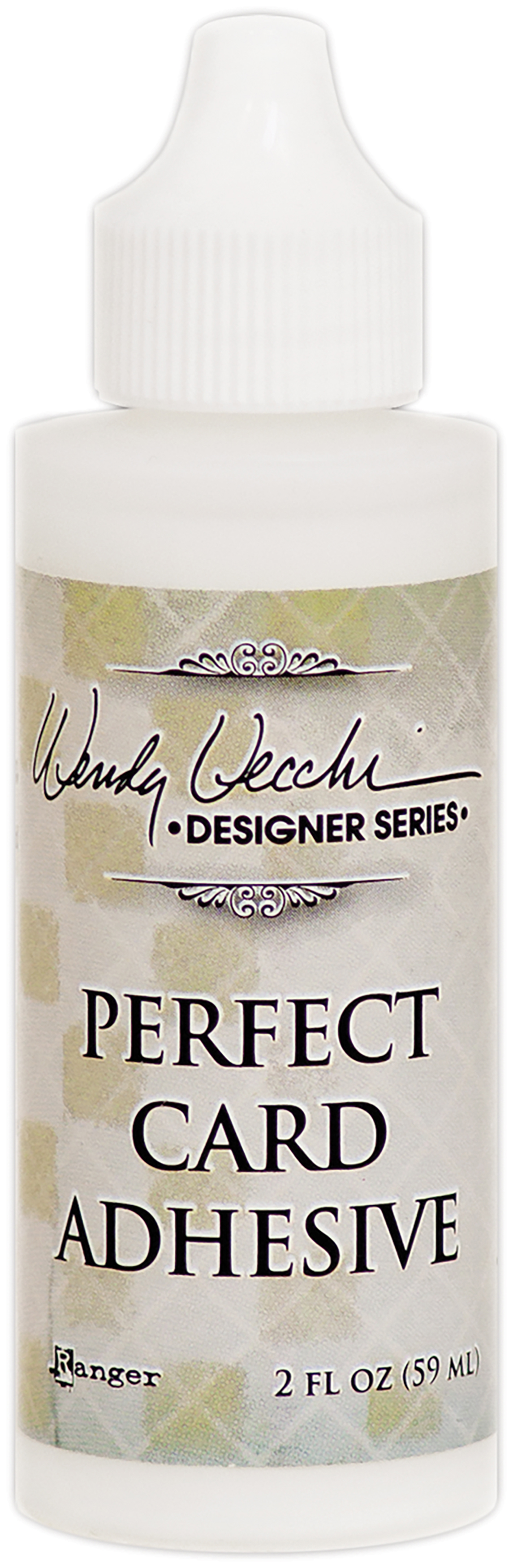 Wendy Vecchi Perfect Card Adhesive 2oz-Fine Tip Applicator