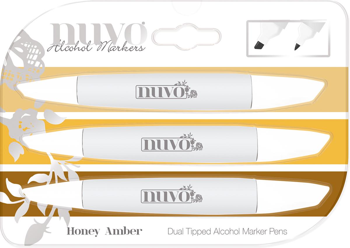 Nuvo Honey Amber Alcohol Marker
