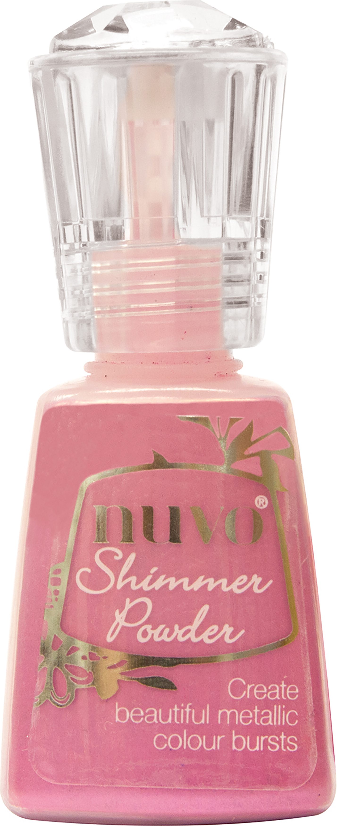 Nuvo Shimmer Powder Cherry Bomb