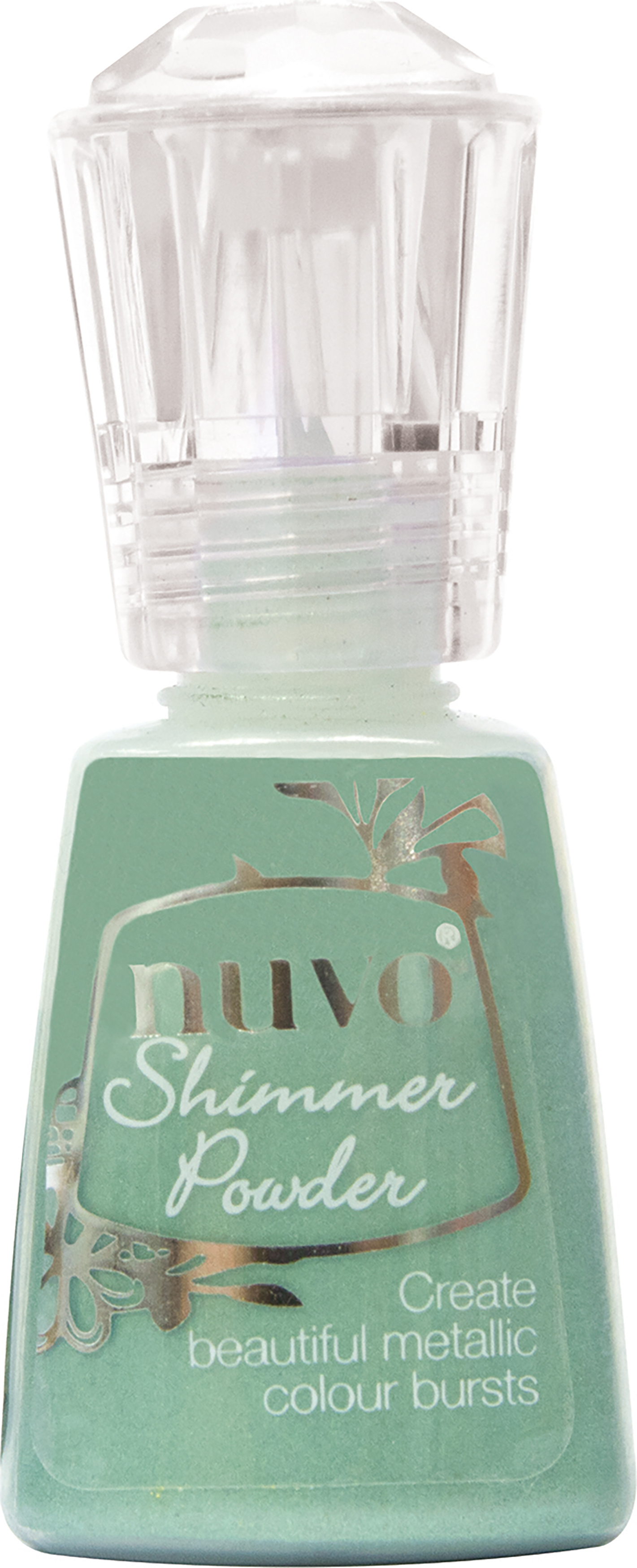 Nuvo Shimmer Powder Green Parade