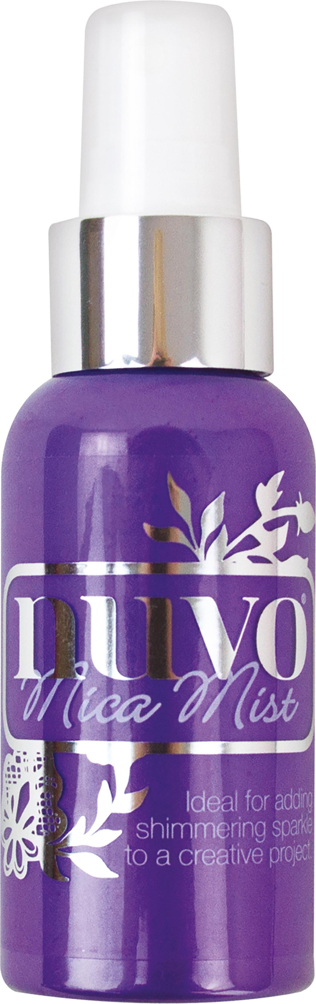 Nuvo Mica Mist -Violet Lustre