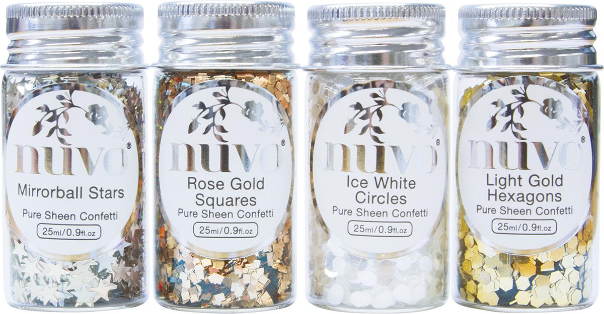 Golden Years Glitter, Sequins & Confetti
