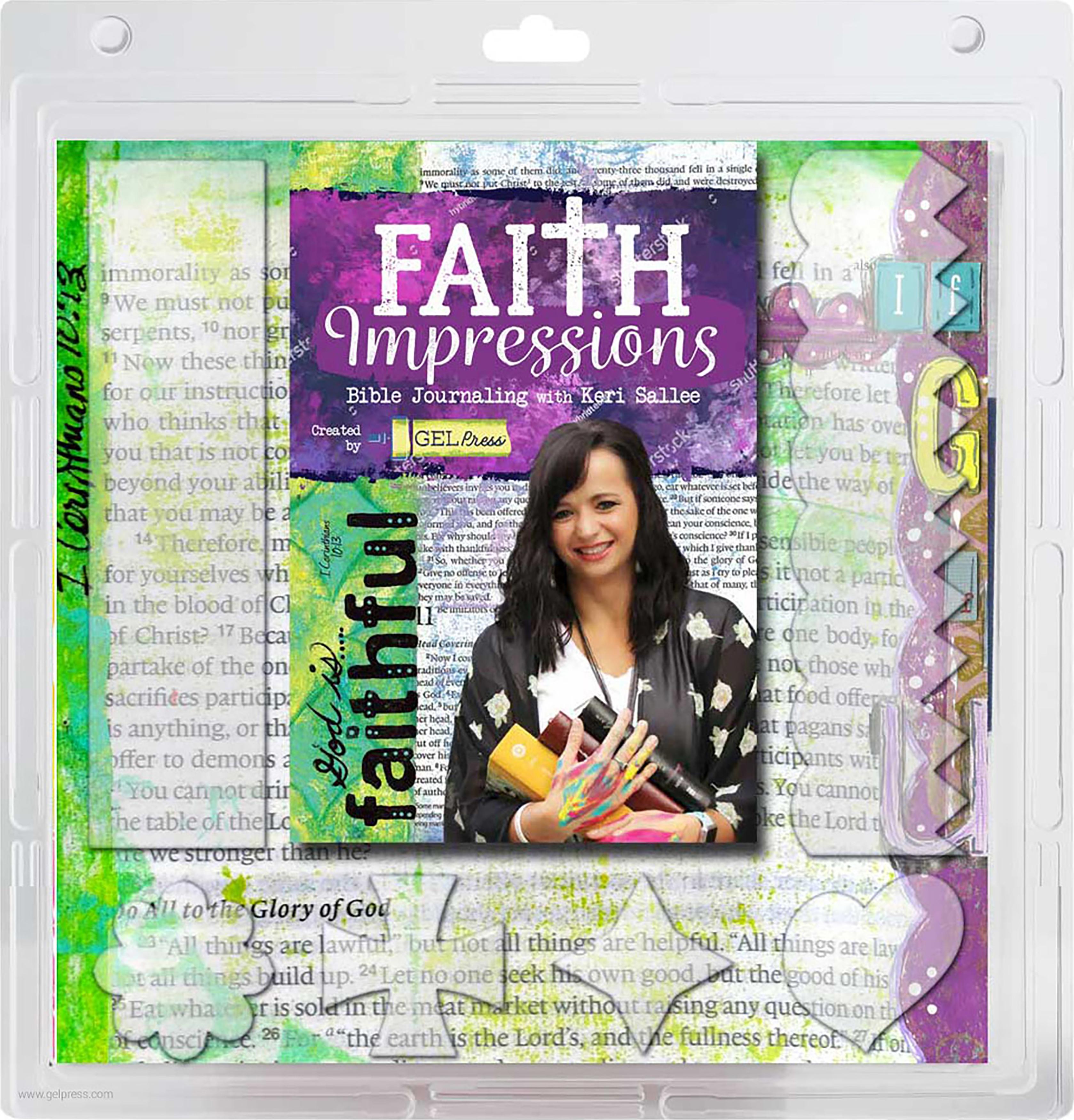 Faith Impressions Gel Plate Set