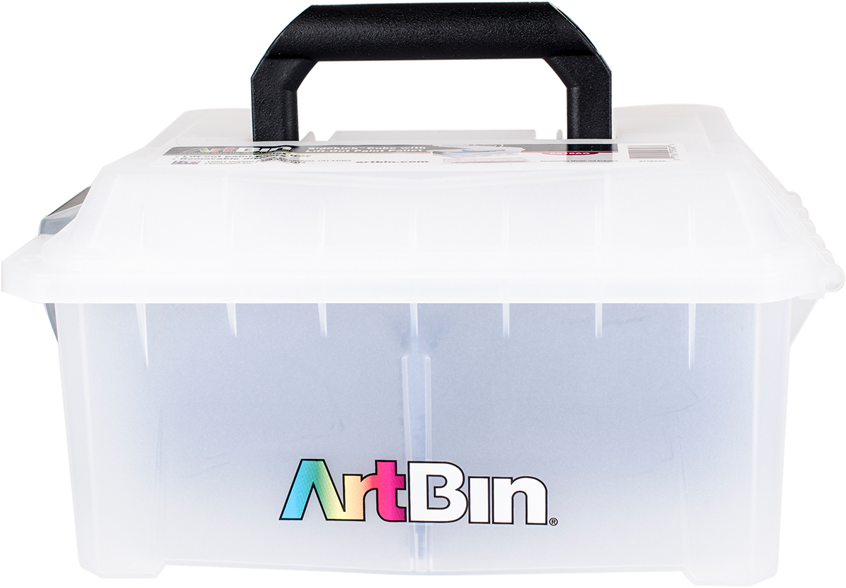 ArtBin Sidekick Cube W/Lift-Out Paint Pallet Tray-