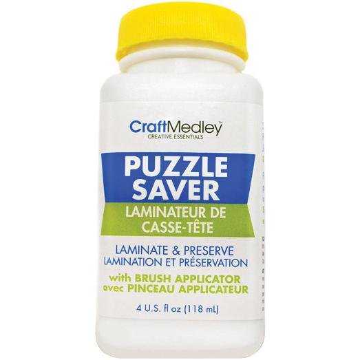 Craft Medley Puzzle Saver Glue-4oz