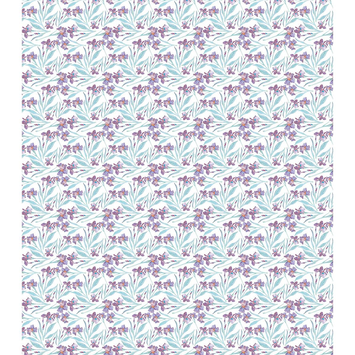 Deco Paper Violet Dafs