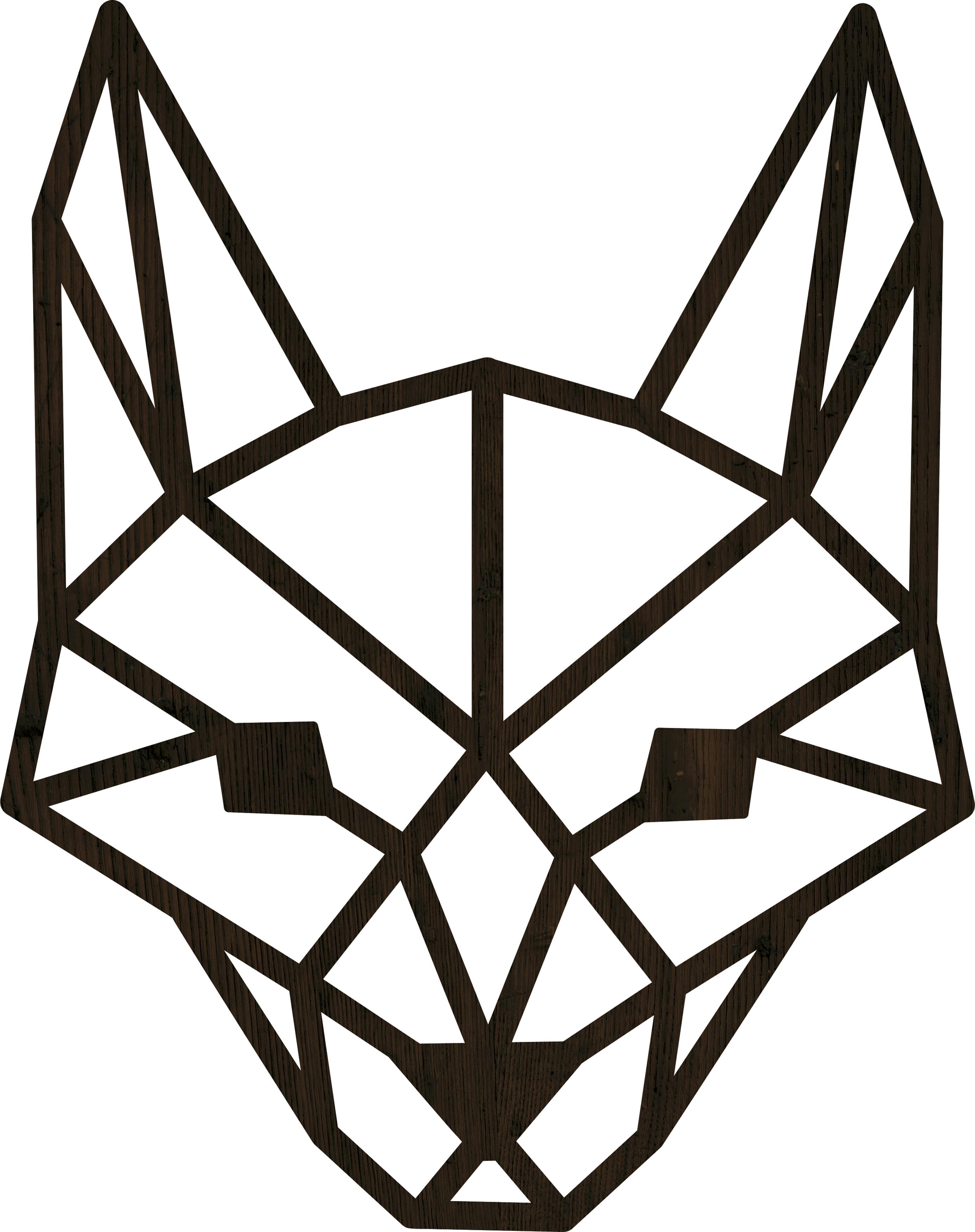 Hide & Seek Die-Cut Cardstock 12X12-Fox