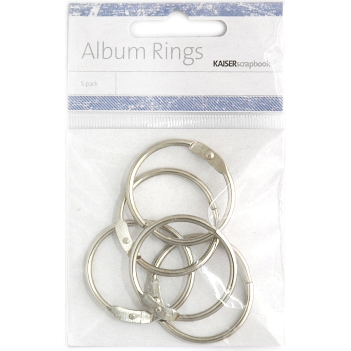 Kaisercraft 3.5cm Rings