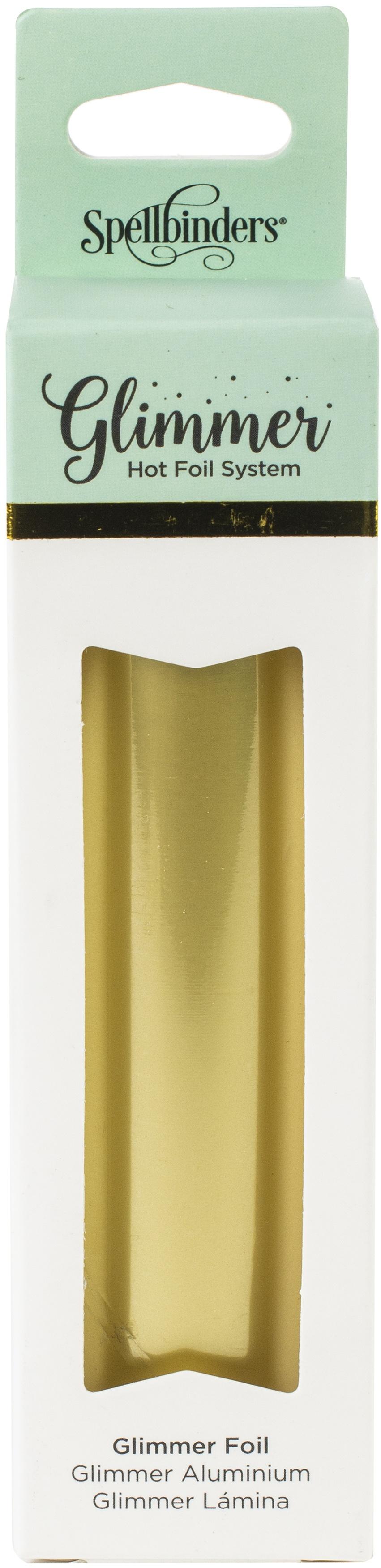 Glimmer Gold Foil Matte