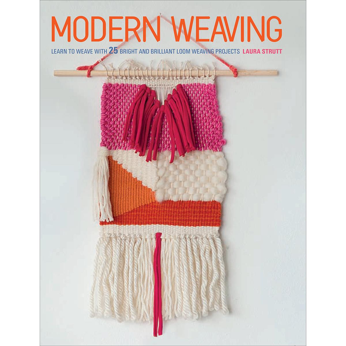 Cico Books-Modern Weaving