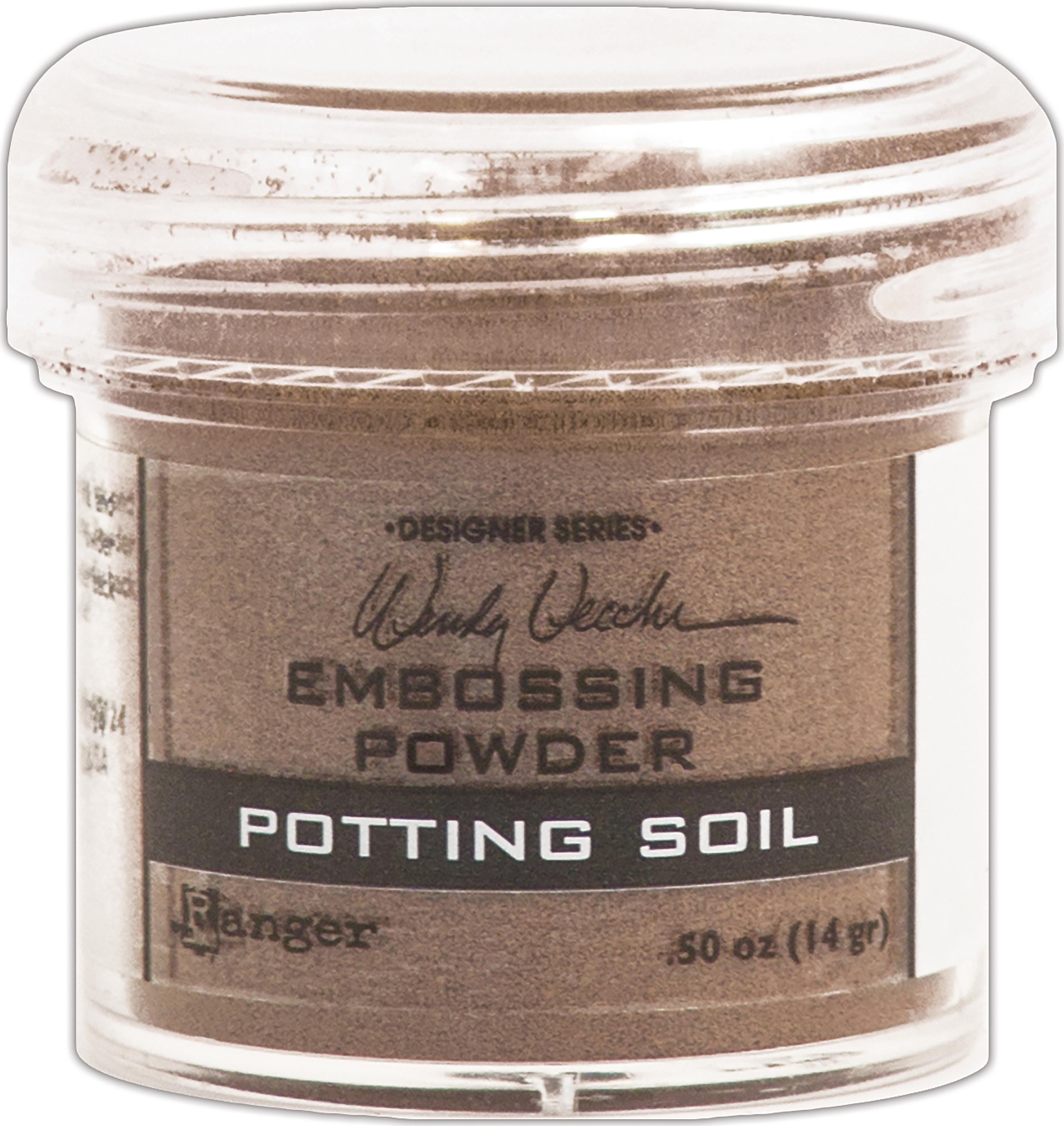 Wendy Vecchi Embossing Powder -Potting Soil