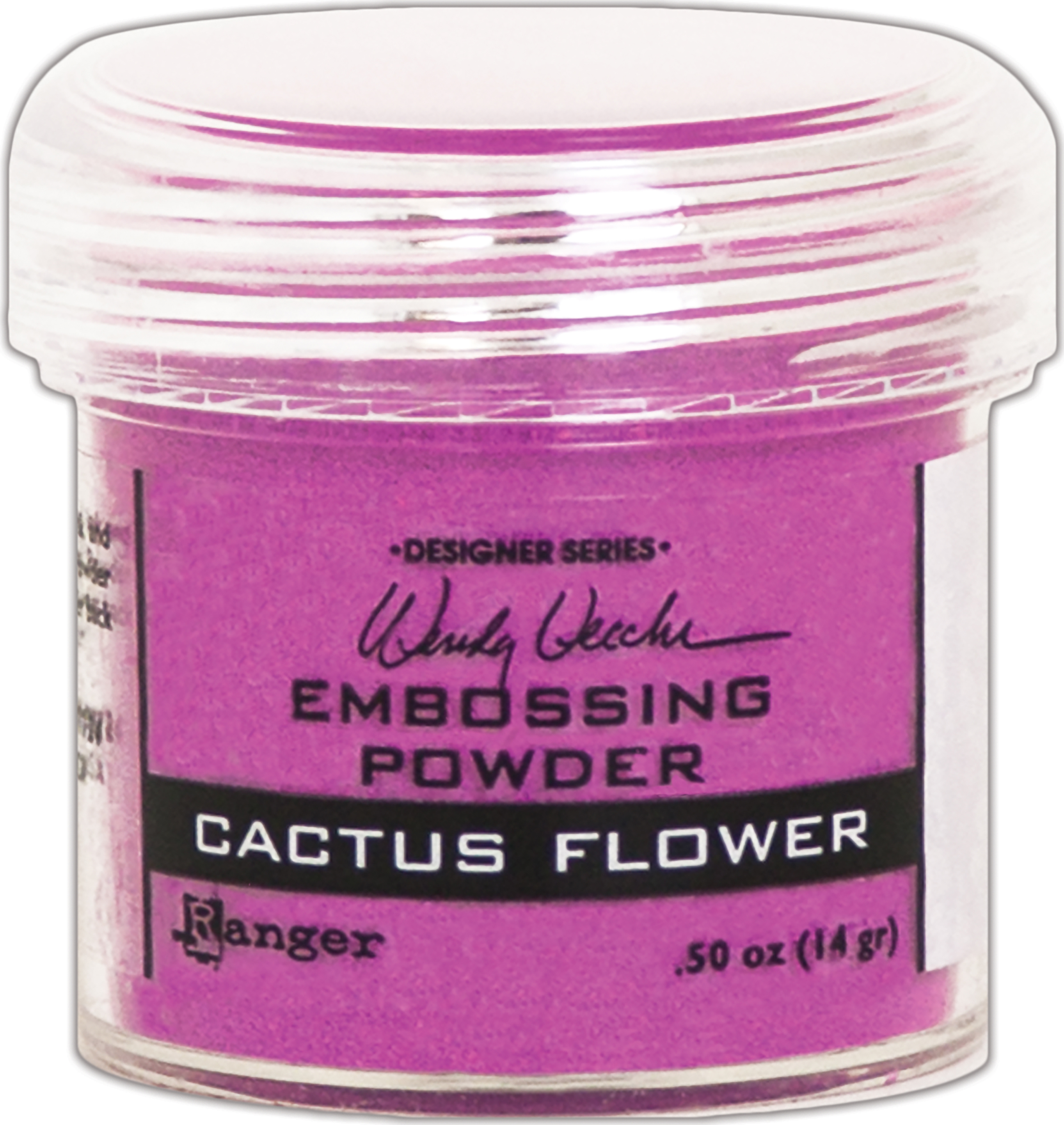 CACTUS FLOWER - EMBOSSING POWDER