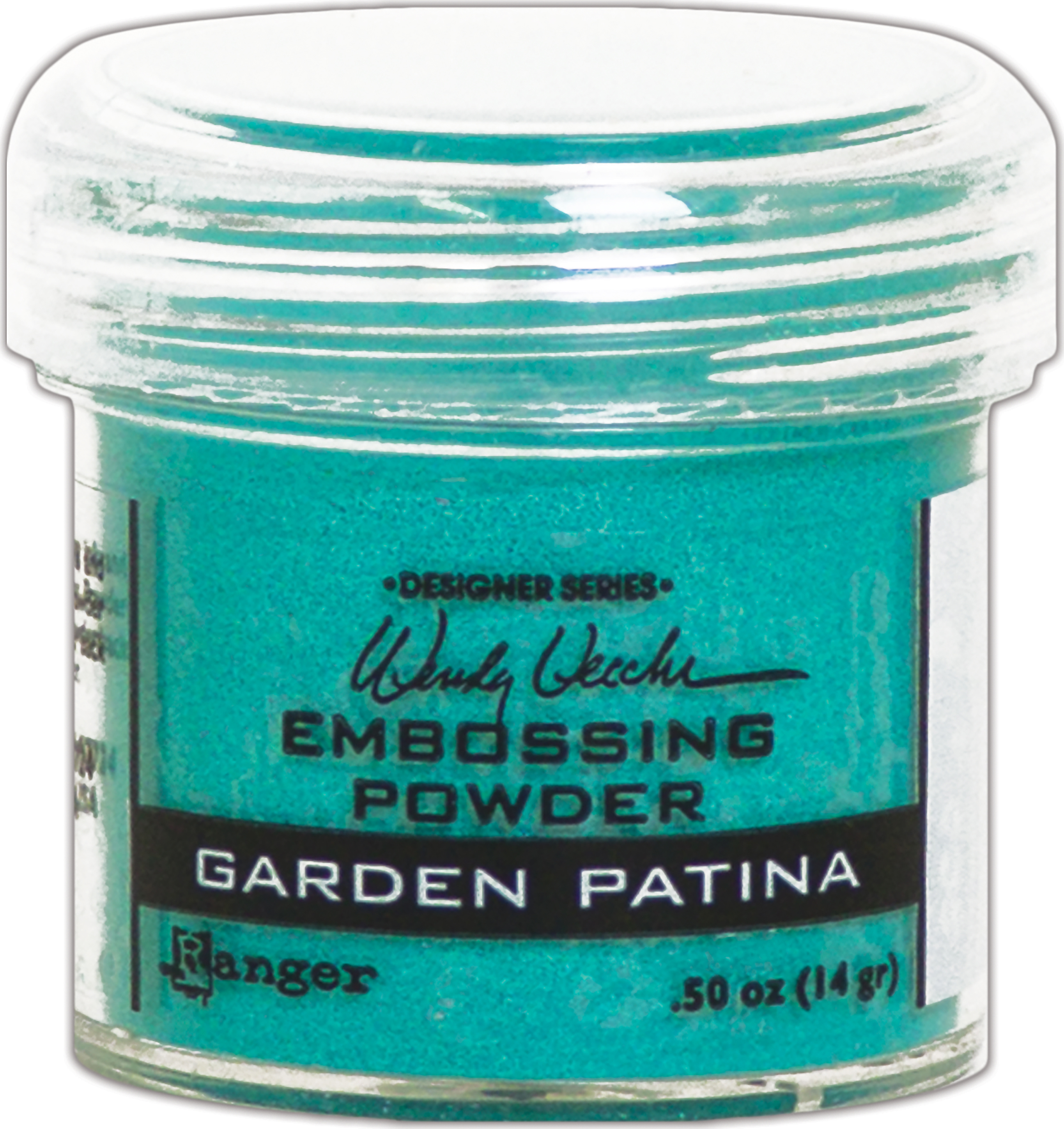 GARDEN PATINA-EMBOSSING POWDER