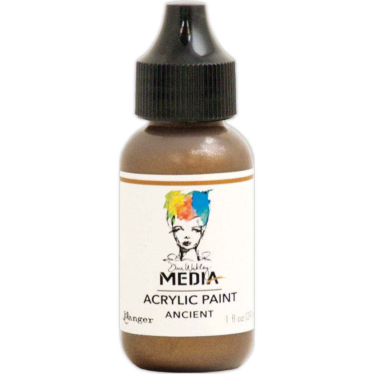 Dina Wakley Media - Heavy Body Paints - Ancient 1oz