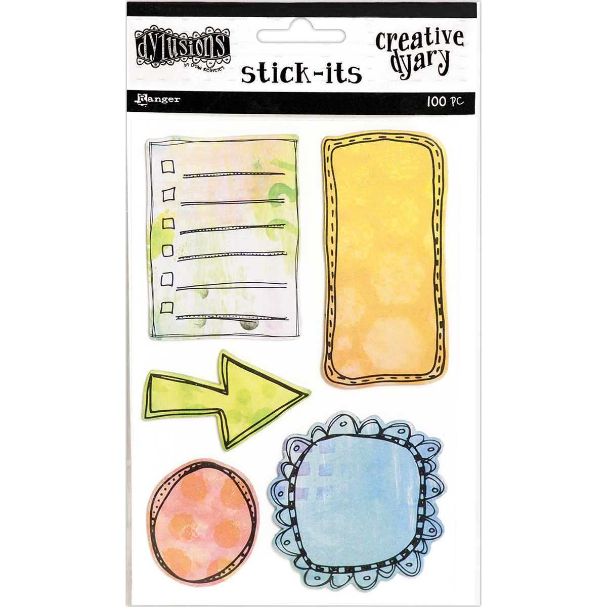 Creative Dyary Stick-its