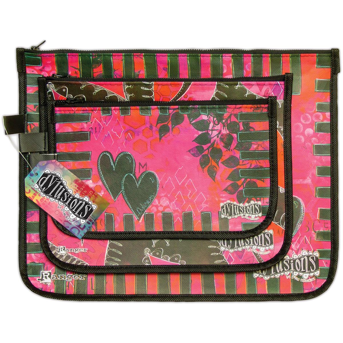 Dylusions Designer Accessory Bag Set-