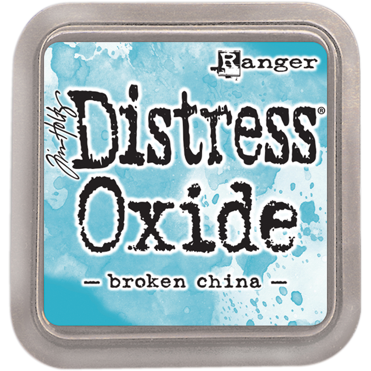 Tim Holtz Distress Oxides Ink Pad-Broken China