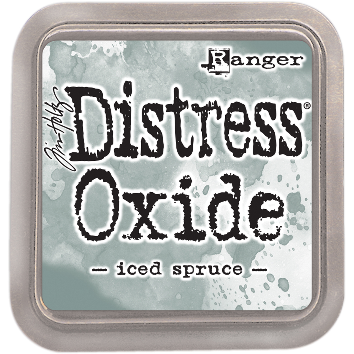 Tim Holtz Distress Oxides Ink Pad-Iced Spruce