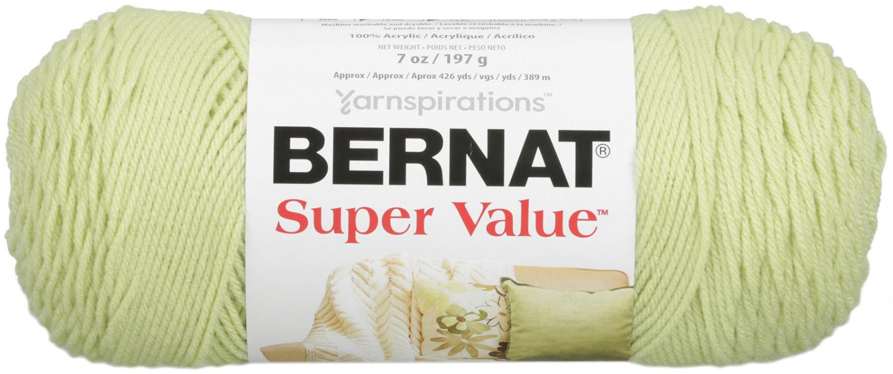 Bernat Super Value - Solids Yarn