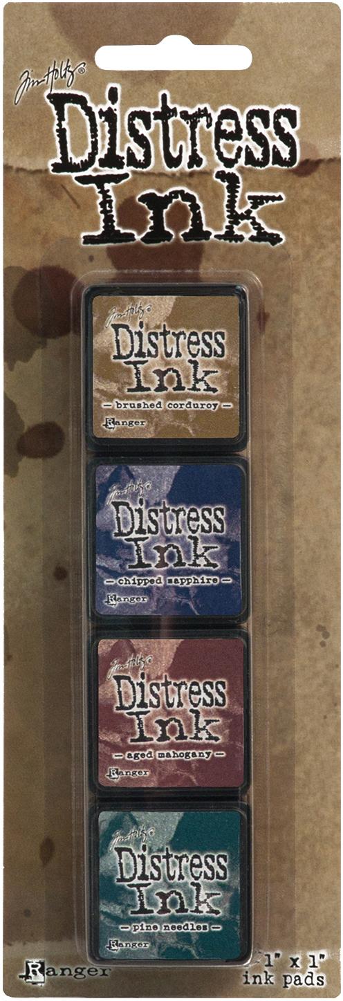 Distress Ink Mini Kit 12