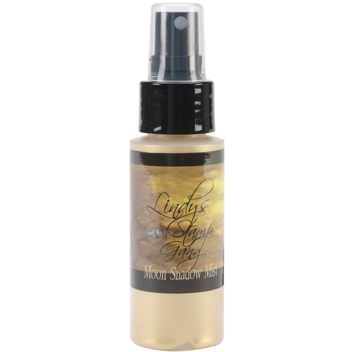 Lindy's Stamp Gang Moon Shadow Mist 2oz Bottle-Golden Doubloons
