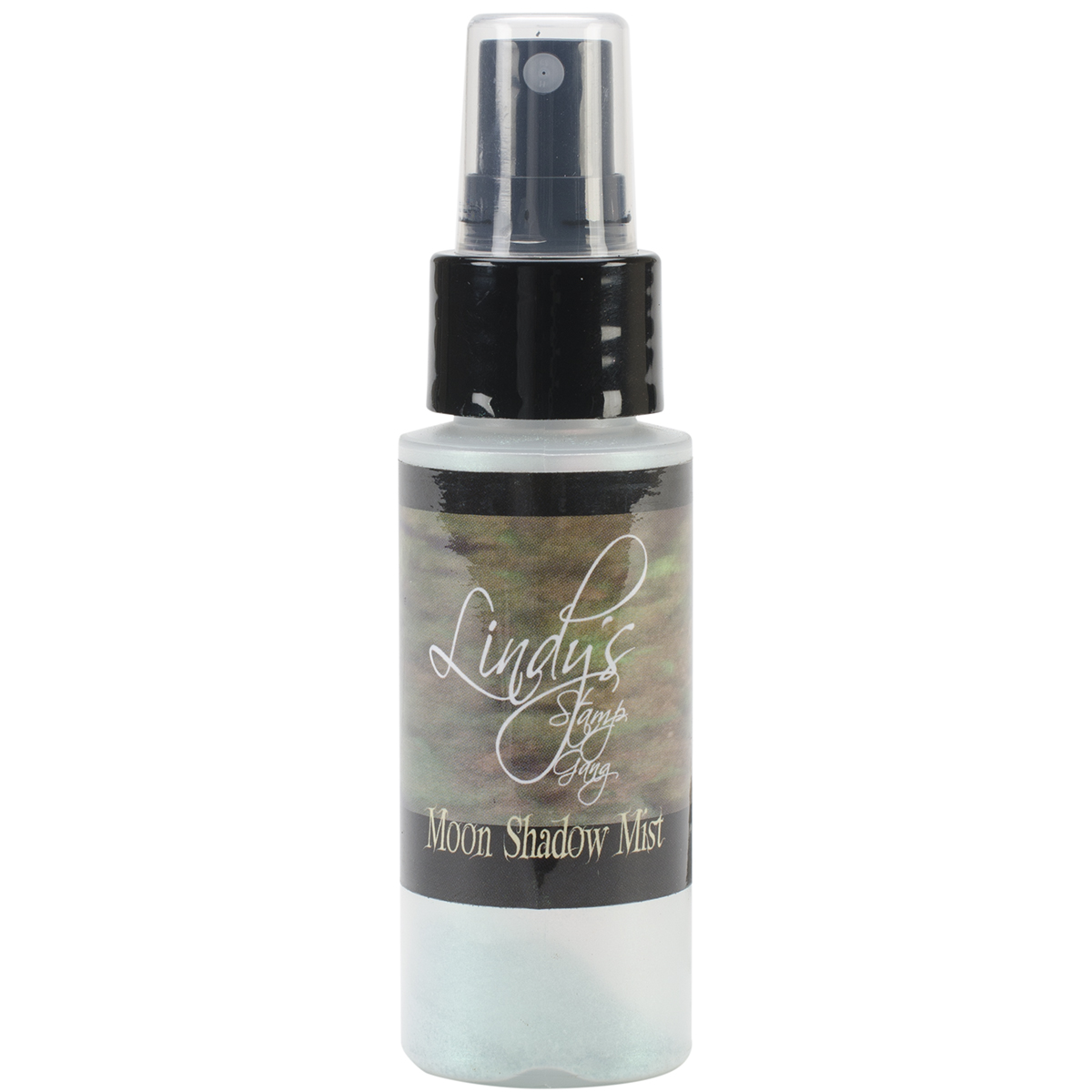 Lindy's Stamp Gang Moon Shadow Mist 2oz Bottle-Mystic Malachite