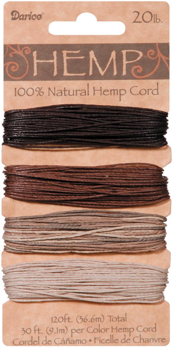 HEMP CORS 20# 40 YDS