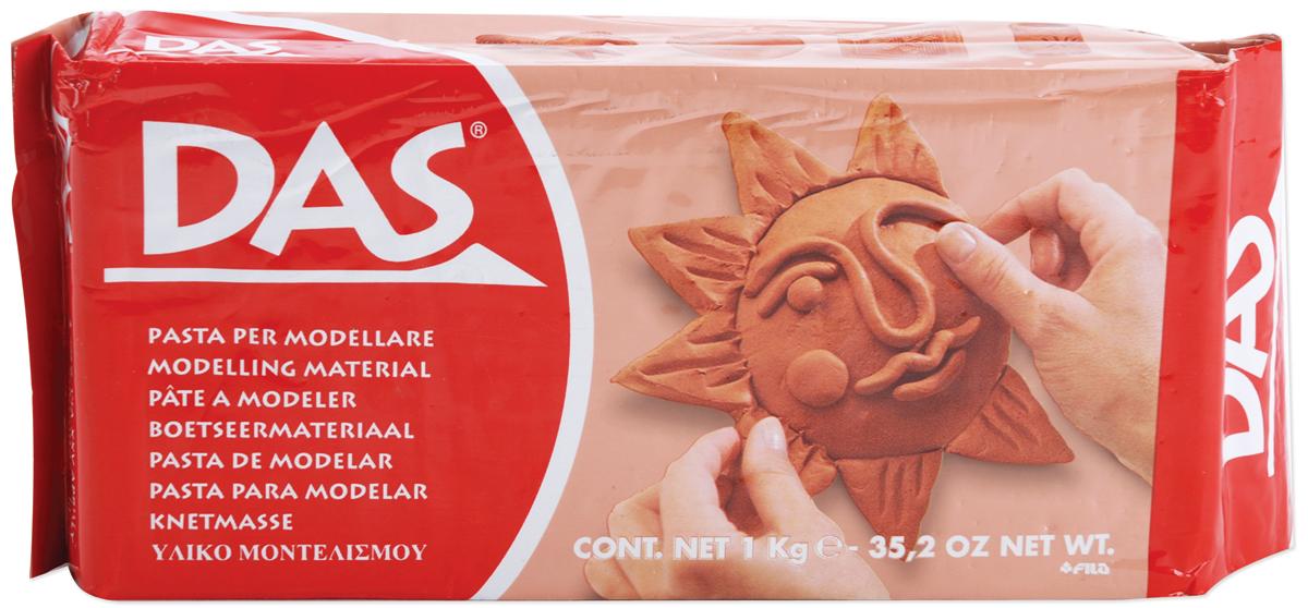 DAS Air-Dry Clay 2.2lb-Terra Cotta