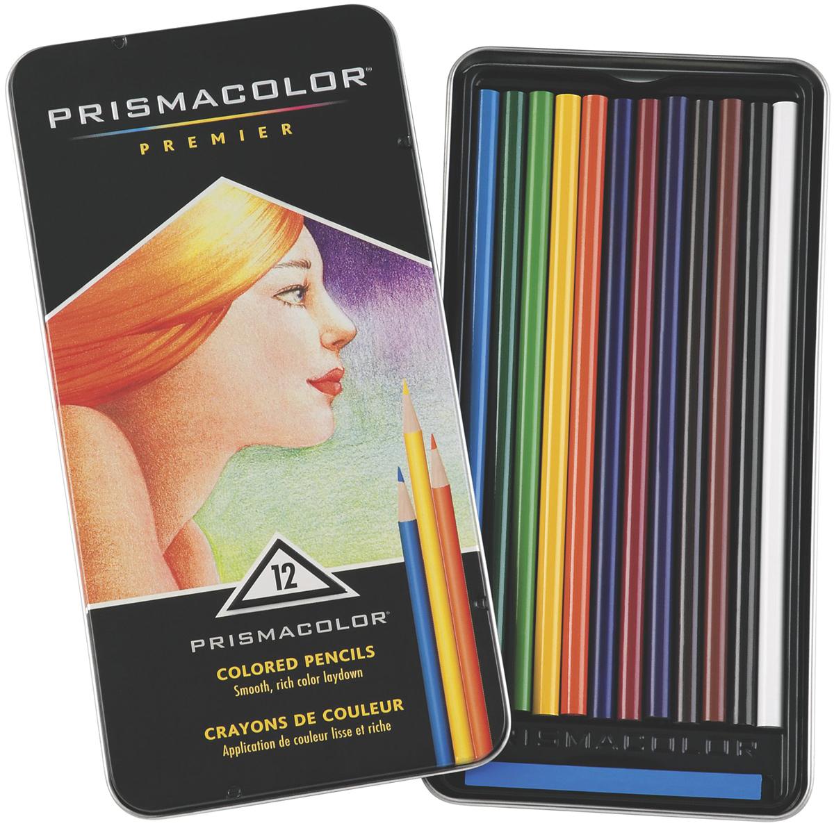 Prisma Pencil set  12 Original Colors