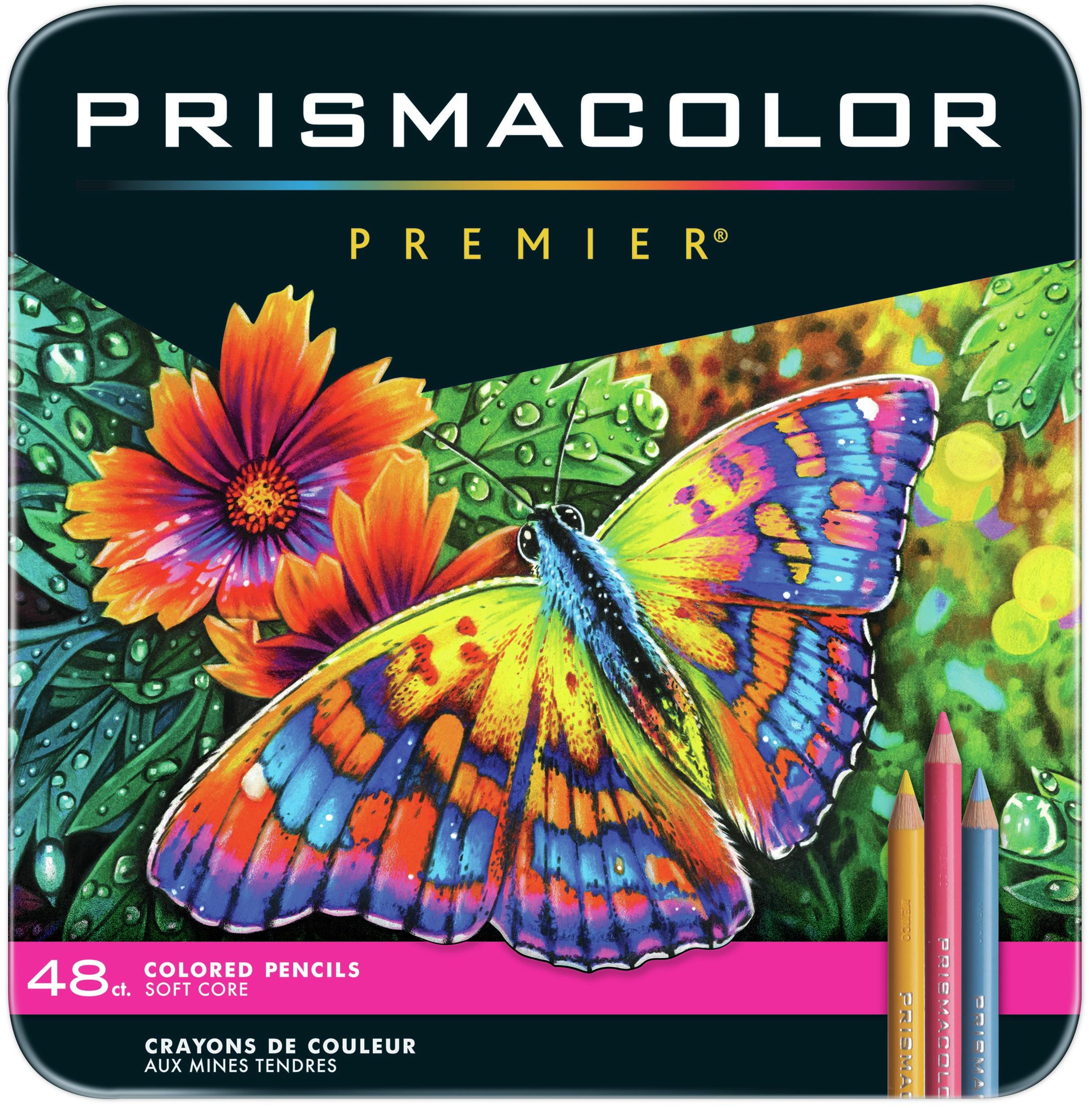 Prismacolor Premier 48  Colored Pencils