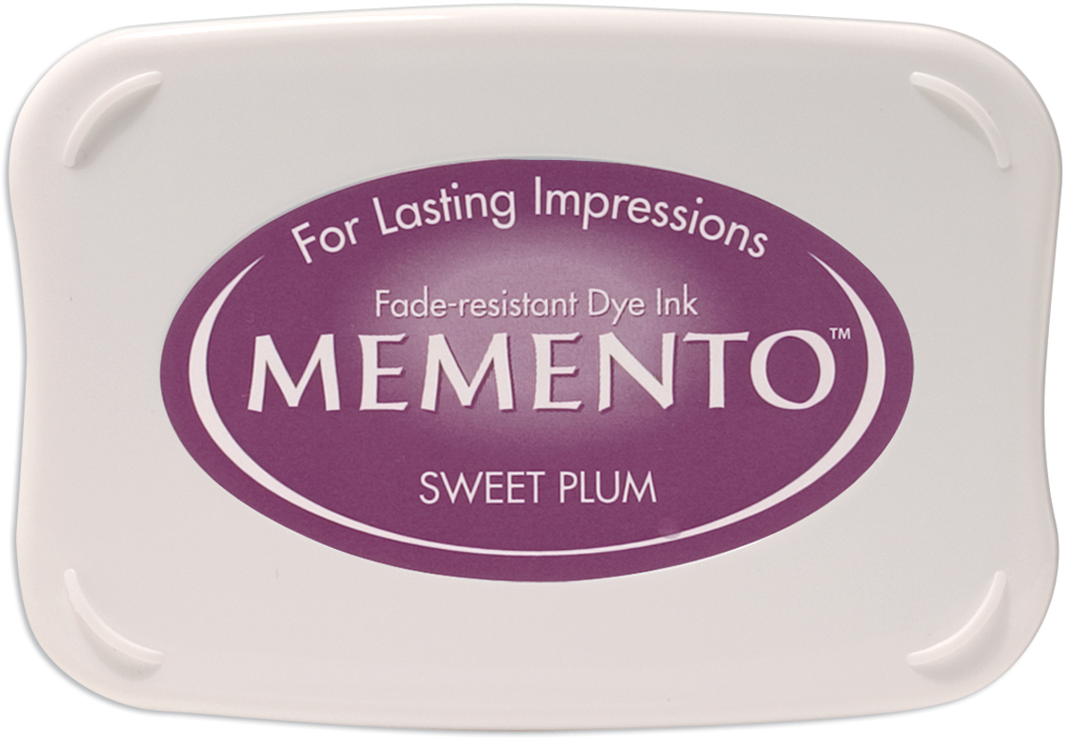 SWEET PLUM-MEMENTO INKPAD FULL